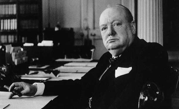 Quelques anecdotes au sujet de Sir Winston Churchill