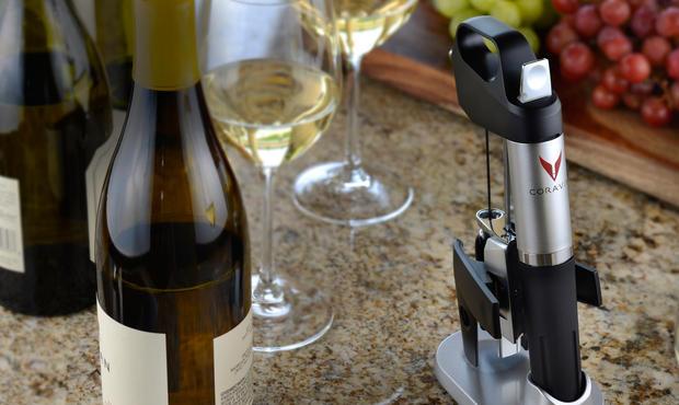 Loutil Idal Pour Goter Un Vin Et Se Servir Verre Sans Ouvrir La Bouteille Ni Altrer Le Processus De Vieillissement Du Must Have En Somme