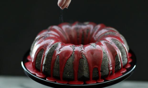 Recette gateau chocolat vin rouge home baking for you - Gateau au vin rouge ...
